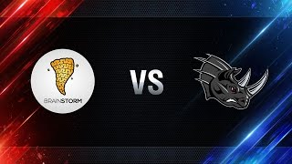 Превью: Brain Storm vs Nashorn - day 4 week 5 Season I Gold Series WGL RU 2016/17