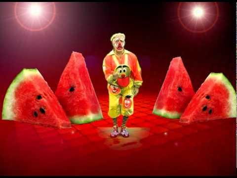 corneta amigo de las frutas