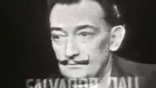 Salvador Dali Interview with Mike Wallace (1958)