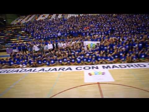 Guadalajara con Madrid 2020