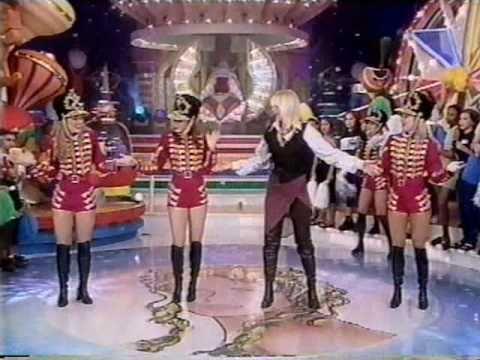 Baixar Xuxa e Paquitas New Generation brincando de adoleta - Xuxa Park 14/11/1998
