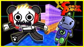 Roblox Robot 64 Ice Cream Hunt Let's Play with Combo Panda!