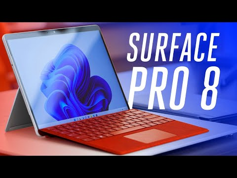 Microsoft Surface Pro 8 first impressions: worth the wait?