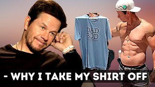 Why Mark Wahlberg Takes His Shirt Off all the Time (2019)