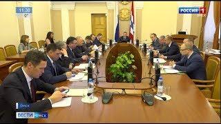 Правительство Омской области планирует создать особую экономическую зону