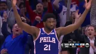 GAME RECAP  Sixers 145, Nets 123   NBA
