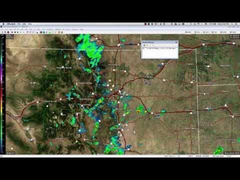 Integrating AllisonHouse's Non-Radar Data Feeds W/ Gibson Ridge Products
