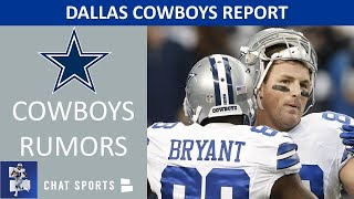 Cowboys Rumors: Dez Bryant Return? Jason Witten To Giants? Travis Frederick? Trade Rumors?