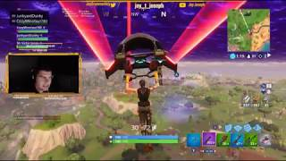 Jay's Fortnite stream with Tyler Joseph - Game 2