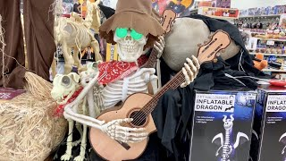 Halloween Decoration Value Store Walk Thrus - Dollar Tree / Big Lots / 99 Cent Only / Salvation Army