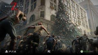 WORLD WAR Z | Trailer Gameplay | New Multiplayer Survival Game 2019