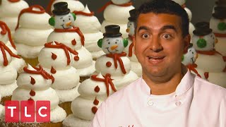 Christmas Craziness at Carlo's Bakery! | Cake Boss