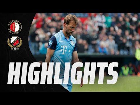 HIGHLIGHTS   Feyenoord - FC Utrecht