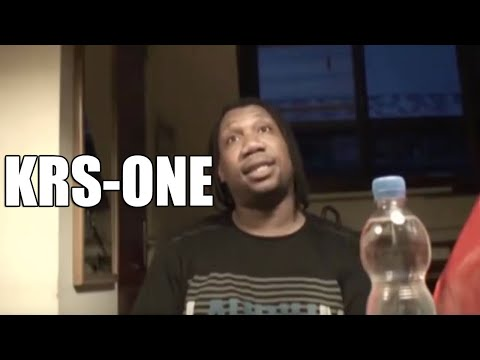 KRS-One: Real Men Don't Exist in Mainstream Hip-Hop