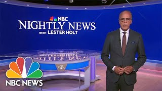 NBC Nightly News Full Broadcast - September 20th, 2021