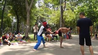Giao Hữu TÁN THỦ vs Vovinam (Tp HCM)