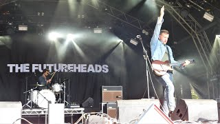 The Futureheads - Good Night Out - Live - NEW SONG - In Full