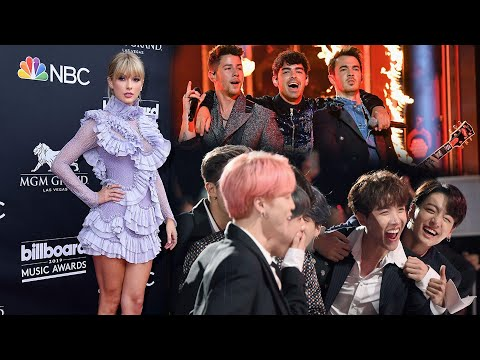 2019 Billboard Music Awards: Taylor Swift, BTS, the Jonas Brothers and More