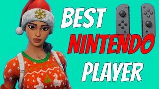 Fortnite Best Nintendo Switch Player (Stream Snipe 1v1 Games) #FaZe5
