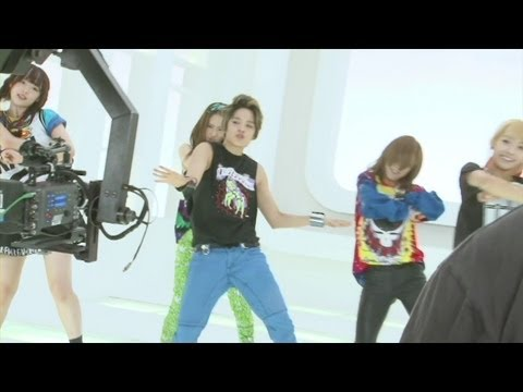 에프엑스_Electric Shock_Interview & MV Making Film