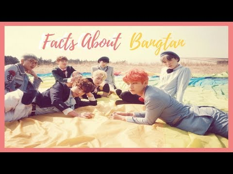 100 FACTS ABOUT BTS (NEW)
