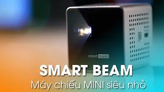 Smart Beam: Máy chiếu Mini dành cho Smartphone