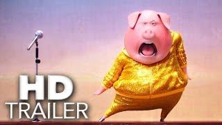 SING Trailer Deutsch German (2016) HD - von den Machern von MINIONS!