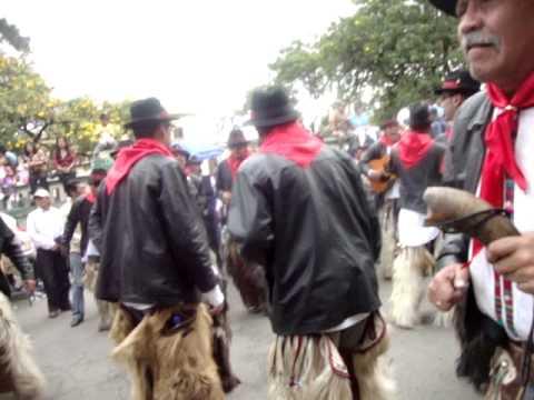 Los Duros de San Pedro Tabacundo en Cayambe¡¡