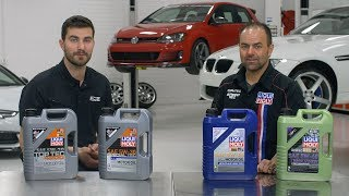 Choosing the Right Oil for Your Euro Car