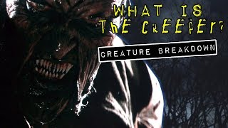 What is The Creeper? Complete Mythology + Breakdown (JEEPERS CREEPERS Trilogy)
