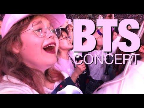 BTS Concert - Vlog Sept 22 2018