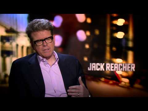 Jack Reacher (2012) Exclusive: Christopher McQuarrie (HD) Tom ...