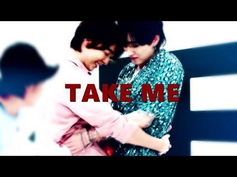 [P93] EunHae HaeHyuk moments    TAKE ME