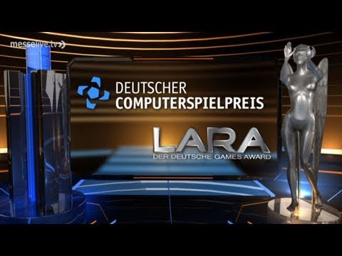 Impressionen: Deutscher Computerspielpreis & LARA-Awards 2011