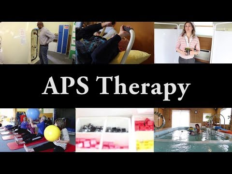 APS Therapy at MS Therapy Centre Beds & Northants