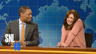 Weekend Update: Romantic Comedy Expert - Saturday Night Live