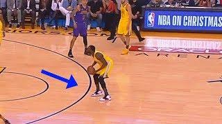 "NBA ""Disrespectful Defense"" Moments"