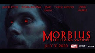 MARVELS OFFICIAL MORBIUS TRAILER (2020) RATING AND RELEASE DATE UPDATE