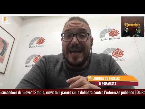 VIDEO - Stadio della Roma, Andrea De Angelis commenta le ultime