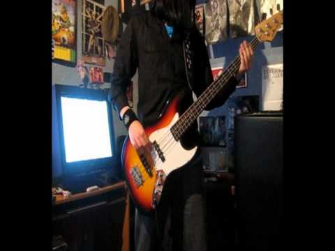 Baixar I Hate You (Slayer) Bass Cover