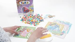 playmais unboxing video mosaic little bug
