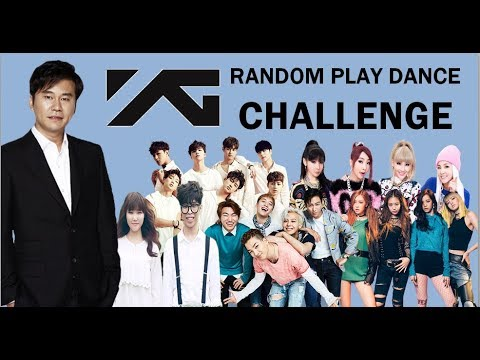 YG ENTERTAINMENT RANDOM DANCE CHALLENGE [iKON, BLACKPINK, 2NE1, BIGBANG, AND MORE] | capsojiin
