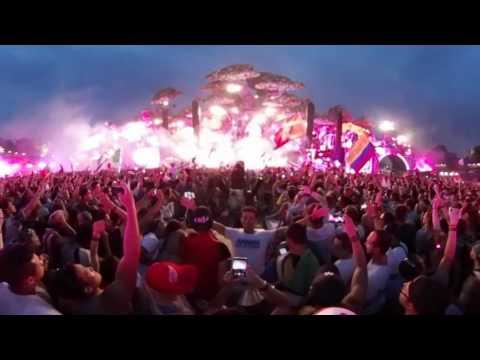 Tomorrowland 2016 - Armin Van Buuren 360 Compilation