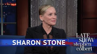Sharon Stone Is Proof That Women Can Play Roles Written For Men