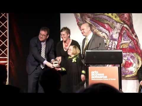 Arts Access Creative Space Award 2014