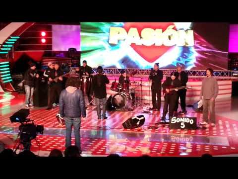 Daniel Agostini Prueba de sonido : Siempre te amare 15/06/13 By Lea Lopez