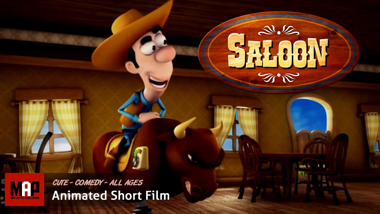 Saloon Hd How To Impress A Cowgirl Vfs Youtube