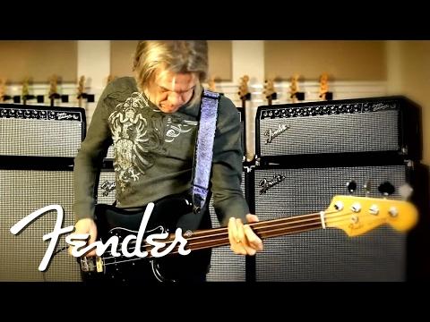 Fender Bassman Pro Series Demo by Tony Franklin