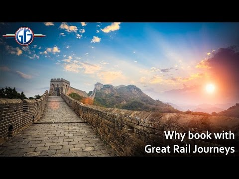 Why book with Great Rail Journeys