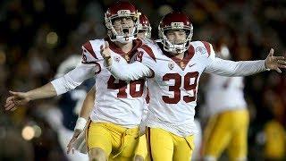 College Football Game Winning Field Goals